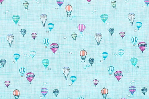 Mini Hot Air Balloons